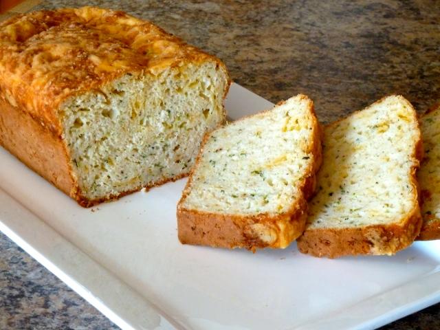 Zucchini Cheese Bread